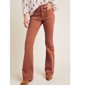 Anthropologie Pilcro High-Rise Skinny Bootcut Jean